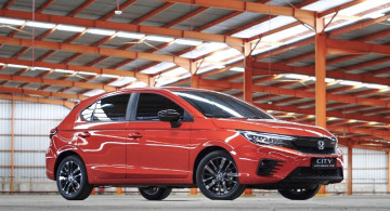 GALERI: Honda City Hatchback Indonesia 2021 (14 FOTO)