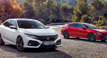 GALERI FOTO: Honda Civic Turbo Hatchback 2017 Spek Eropa, Ada Mesin 1.000 CC