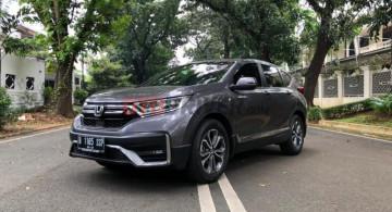 Masih Penasaran Dengan Honda CR-V Facelift? Berikut Penampakannya (15 FOTO)