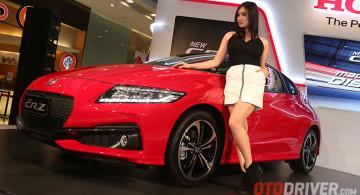 GALERI FOTO: Honda CR-Z Facelift 2016