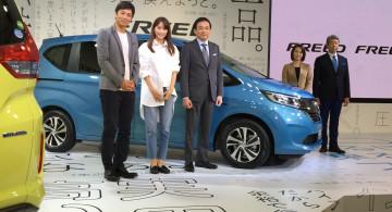GALERI FOTO: Launching Honda Freed 2016 Di Jepang (19 FOTO)