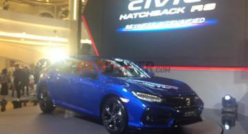GALERI: Honda Civic Hatchback RS (15 FOTO)