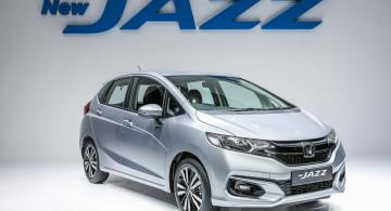 GALERI: Honda Jazz Facelift 2017 Versi Malaysia (8 FOTO)
