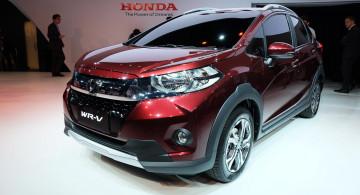 GALERI FOTO: Honda WR-V (14 Foto)