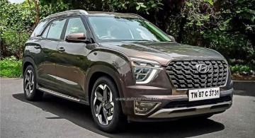 GALERI: Hyundai Alcazar Di India (13 FOTO)