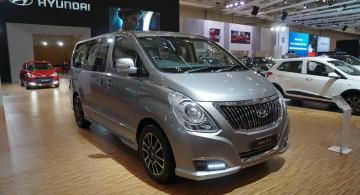 GALERI: Hyundai H-1 Facelift 2017 (16 FOTO)