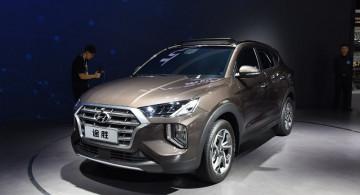 Melihat Lebih Jelas Hyundai Tucson 2019