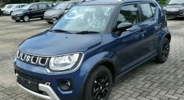 Wujud Utuh Ignis Facelift Indonesia (10 Foto)