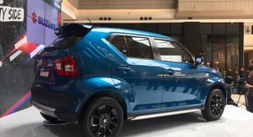 GALERI: Suzuki Ignis Sport Edition 2018 (19 Foto)