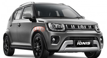 GALERI: Suzuki Ignis Facelift 2020 (11 FOTO)