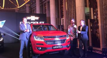 GALERI: Chevrolet Trailblazer 2017 (22 Foto)