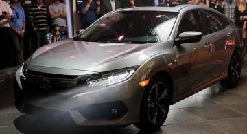 GALERI FOTO: All New Honda Civic 2016