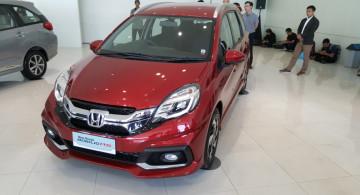 Dengan Harga Mobilio Facelift, Anda Dapat Pilih Juga 3 Produk Honda Ini
