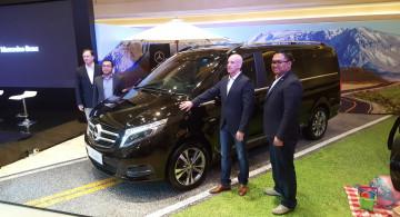 GALERI FOTO: Mercedes-Benz V 220 d Versi Indonesia