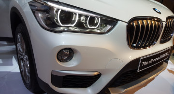 GALERI FOTO: BMW All New X1
