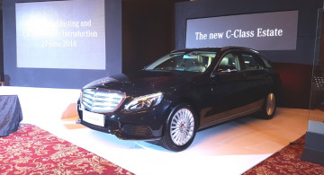 GALERI FOTO: Mercedes-Benz C 250 Estate Exclusive