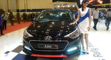 GALERI FOTO: Hyundai i20 Di GIIAS 2016 (12 Foto)
