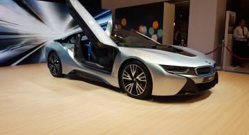 GALERI FOTO: BMW i8 Di GIIAS 2016