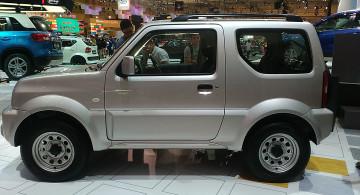 GALERI FOTO: Suzuki Jimny GL 4WD A/T (28 Foto)