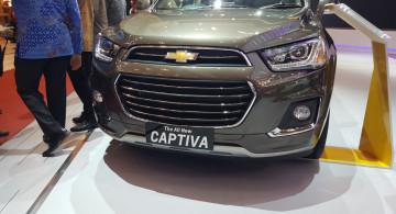 GALERI FOTO: Chevrolet Captiva 2016 (11 Foto)