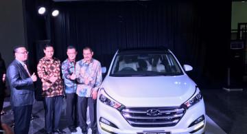 GALERI FOTO: Hyundai All New Tucson CRDi 2017 (17 Foto)