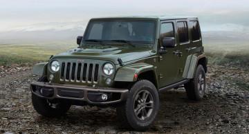 Rayakan Ultah Ke-75, Jeep Tawarkan Model Khusus