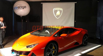 GALERI: Lamborghini Huracan EVO AWD (13 Foto)