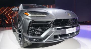 GALERI: Lamborghini Urus 2018 (17 FOTO)