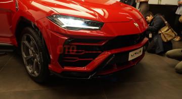GALERI FOTO: Lamborghini Urus 2018 Indonesia (20 FOTO)