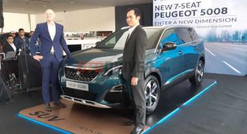 Galeri Foto: New Peugeot 5008 SUV