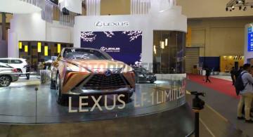 Mobil Konsep Lexus di GIIAS 2019 Dipastikan Jadi SUV Masa Depan