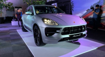 GALERI: Porsche Macan 2019 (19 Foto)