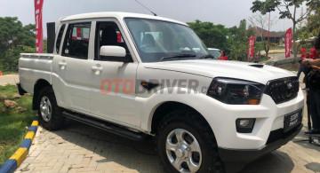 Mengenal Mahindra Scorpio, D-Cab 4WD Termurah (24 FOTO)