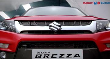 VIDEO: Wujud  Suzuki Vitara Brezza Semakin Terkuak