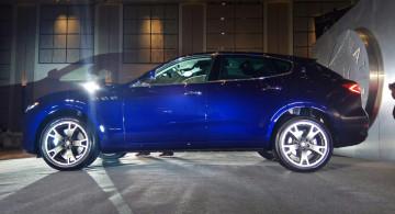 GALERI: Maserati Levante S 2017 (15 Foto)