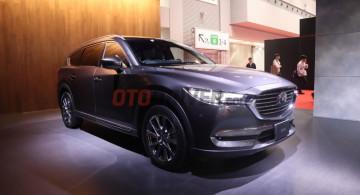GALERI : Mazda CX-8 Facelift Di TMS 2019 (36 FOTO)