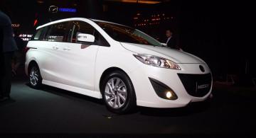 Mazda5 Hadir Kembali Dengan Teknologi SkyActiv (19 Foto)