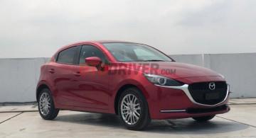 GALERI: Mazda2 Facelift 2019 (24 Foto)