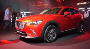 Mazda CX-3 Resmi Diluncurkan Di Indonesia, Simak Foto Lengkapnya (16 Foto)