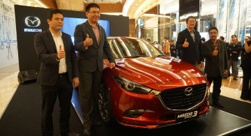 GALERI FOTO: Mazda3 Speed 2018 (10 FOTO)