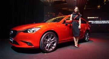 GALERI: Mazda6 Estate Hadir Di Indonesia (25 Foto)