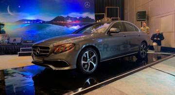 2 Varian Baru Mercedes-Benz E-Class Meluncur, Mulai RP 1 M (11 Foto)