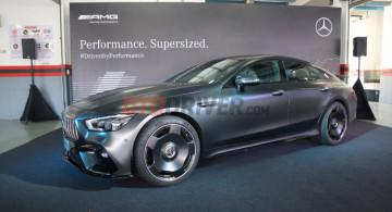 Sedan Terkencang Mercedes-AMG Debut di Asia Tenggara Dengan Harga Rp 6,19 M (27 FOTO)