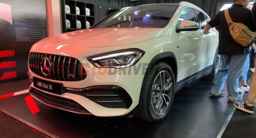 GALERI: Mercedes-AMG A 35 Sedan Dan GLA 35 (20 FOTO)