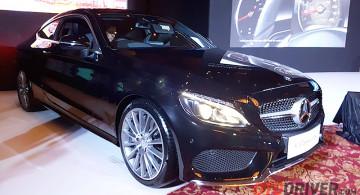 GALERI FOTO: Mercedes-Benz  C 300 AMG Coupe