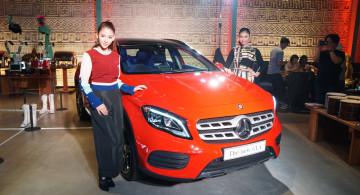 GALERI: Mercedes-Benz GLA 200 AMG Line 2017 (29 FOTO)