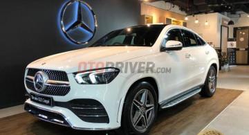 Mercedes-Benz GLE Coupe Resmi Diluncurkan. Harga Hampir Sentuh RP 2 Miliar (18 FOTO)