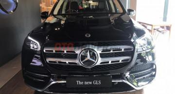 GALERI: Mercedes-Benz GLS 450 4Matic AMG Line (19 FOTO)