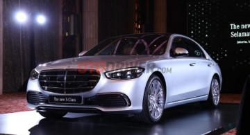GALERI: New Mercedes-Benz S-Class (17 Foto)