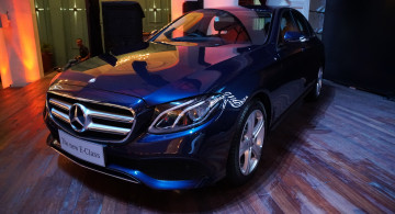 GALERI: Mercedes-Benz E 250 Avantgarde Line CKD (12 FOTO)
